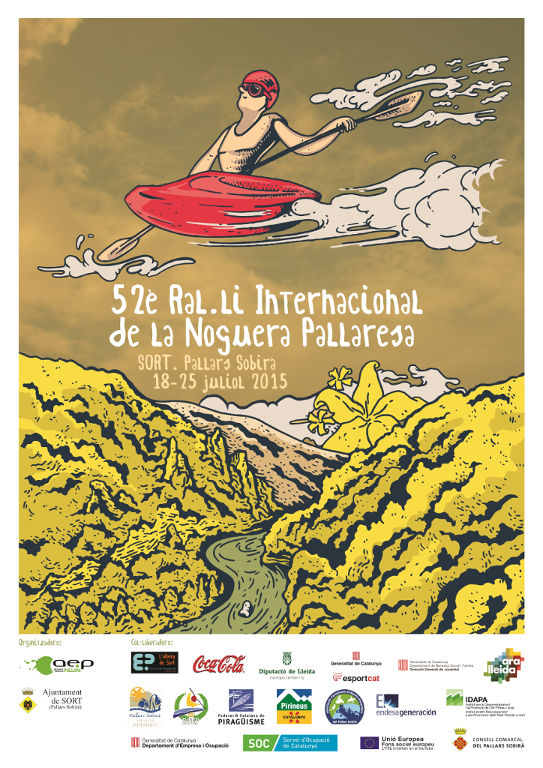 52è Ral·li Internacional de la Noguera Pallaresa