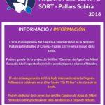 Inauguració 53è Ralli Internacional de la Noguera Pallaresa