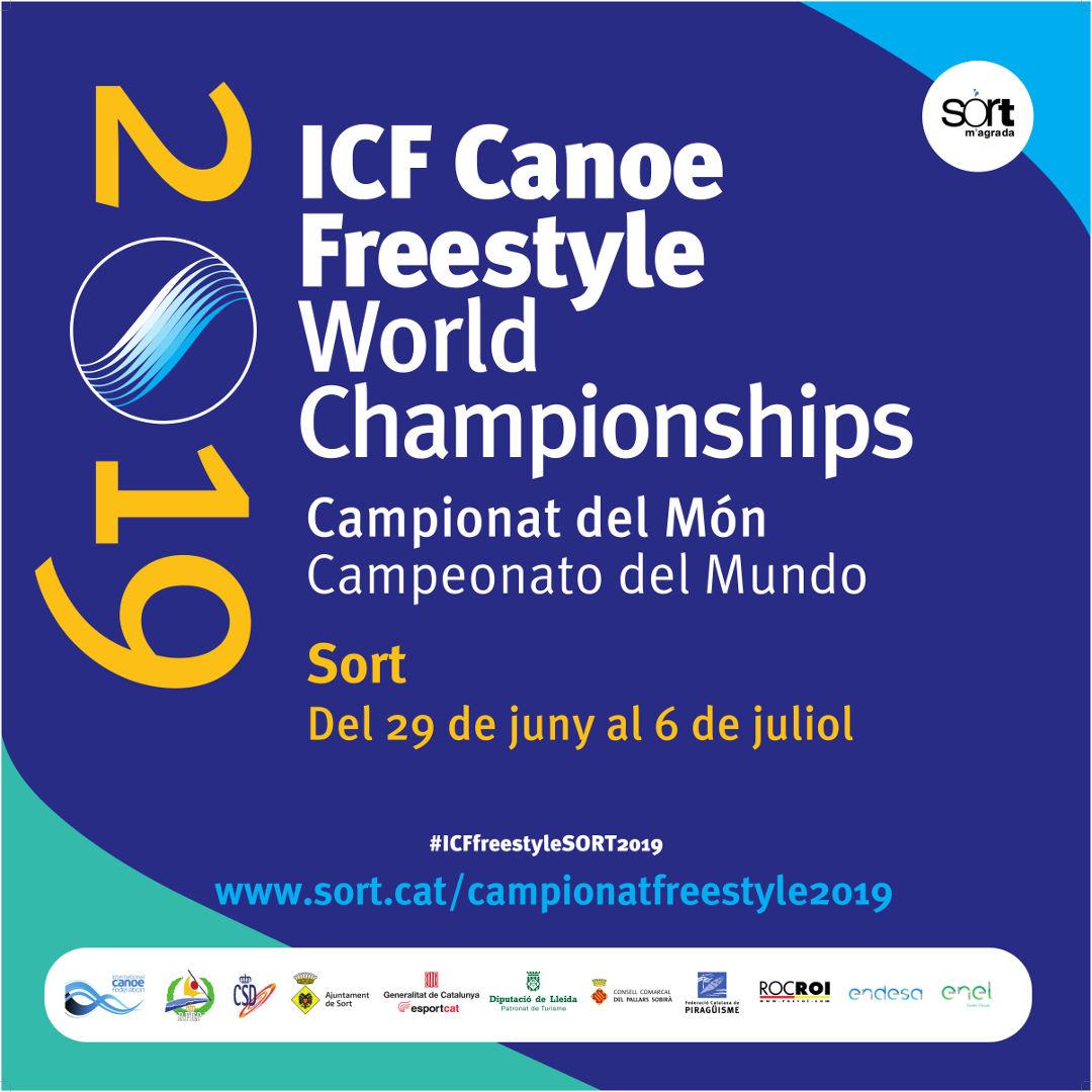 ICF Canoe Freestyle World Championships