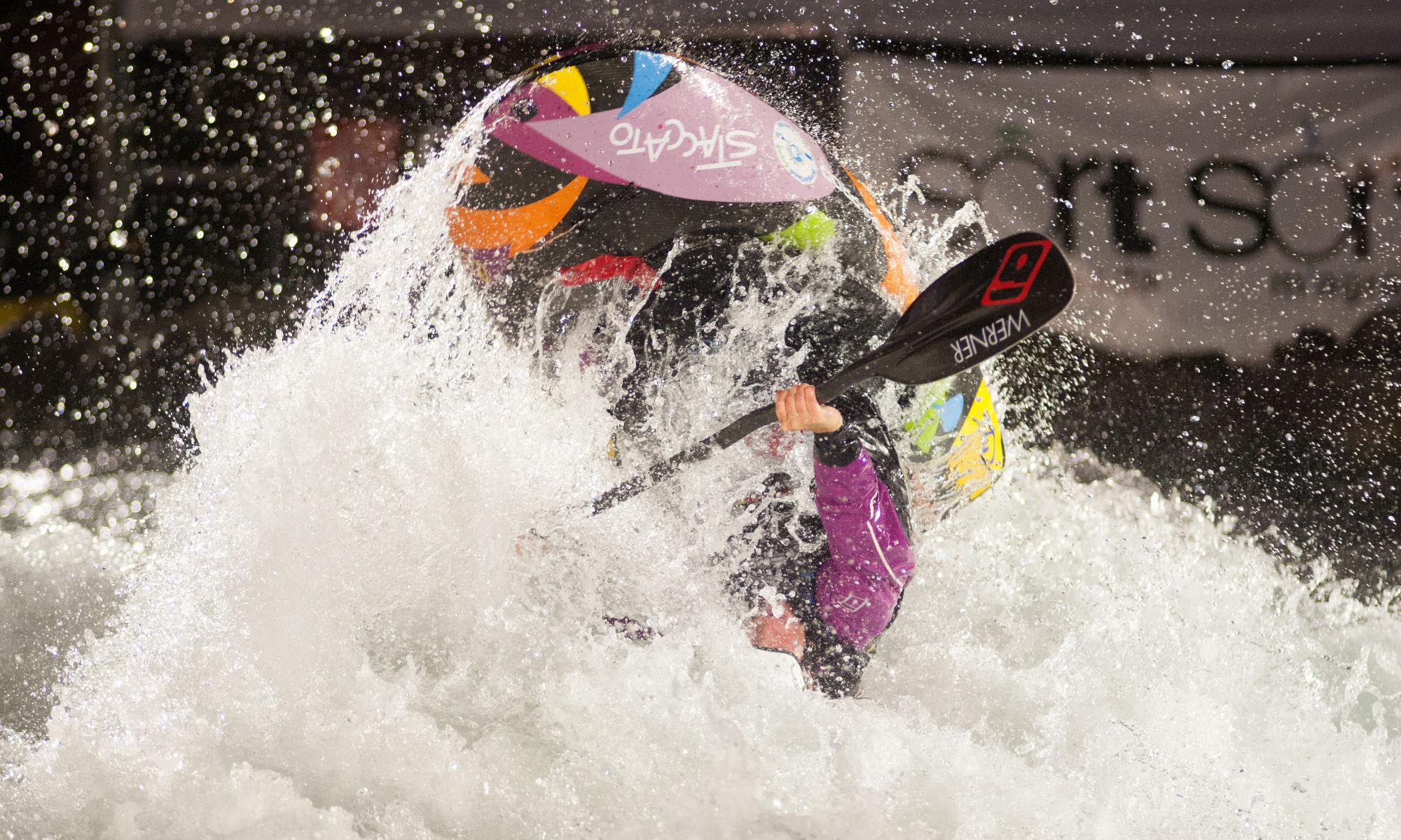 ICF World Cup Freestyle Kayak Sort